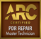 ARCCertified Bumper Damage | Mobile Paintless Dent Repair
