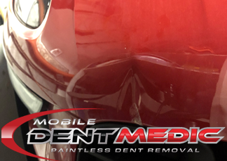 AluminumDents Our Service | Mobile Dent Medic Paintless Dent Repair