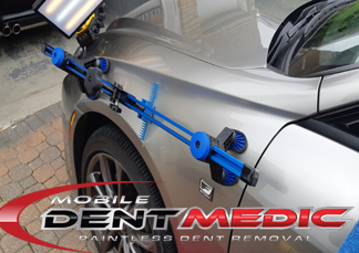 GluePulllingDents Our Service | Mobile Dent Medic Paintless Dent Repair