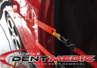 LargeDamage Our Service | Mobile Dent Medic Paintless Dent Repair