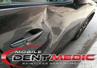 LargeDents Our Service | Mobile Dent Medic Paintless Dent Repair