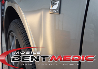MediumDents Our Service | Mobile Dent Medic Paintless Dent Repair